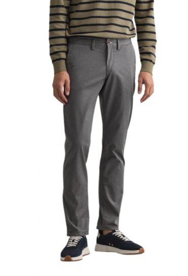 מכנסי אופנה SLIM TWILL CHINOS