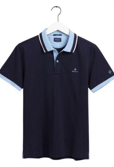 D1. TP PIQUE SS RUGGER חולצת פולו