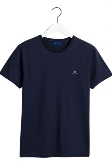 D1. SLIM MERCERIZED SS T-SHIRT טי שירט