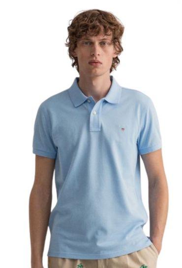 ORIGINAL SLIM PIQUE SS RUGGER חולצת פולו