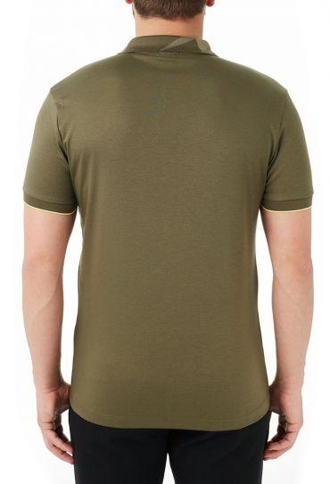 חולצות פולו  שרוול קצר Paule 6 10232669 01