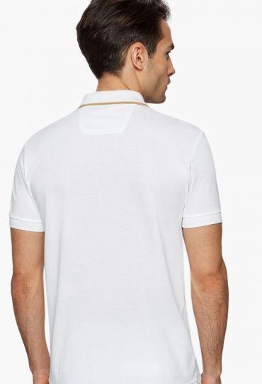 חולצות פולו  שרוול קצר Paule 4 10234774 01