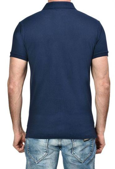 710829164 005 BASIC MESH-SSL-KNT חולצות פולו  שר