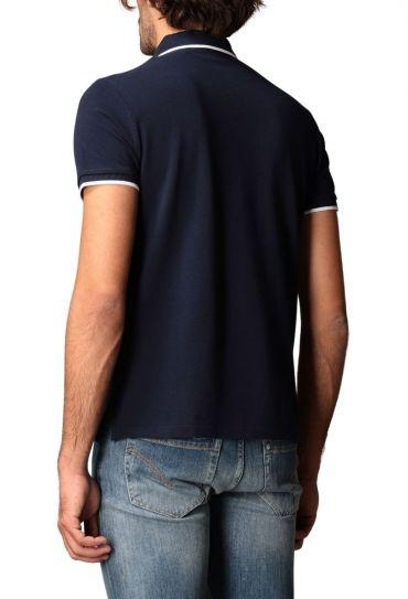 710835029 001 BASIC MESH-SSL-KNT חולצות פולו  שר