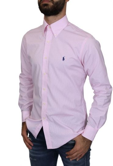 CUHBDPPCN DRESS SHIRT 4582B ROSE WHITE