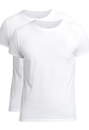 הלבשה תחתונה חולצת T C-NECK T-SHIRT 2-PACK