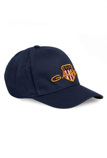 D1. ARCHIVE SHIELD COTTON CAP