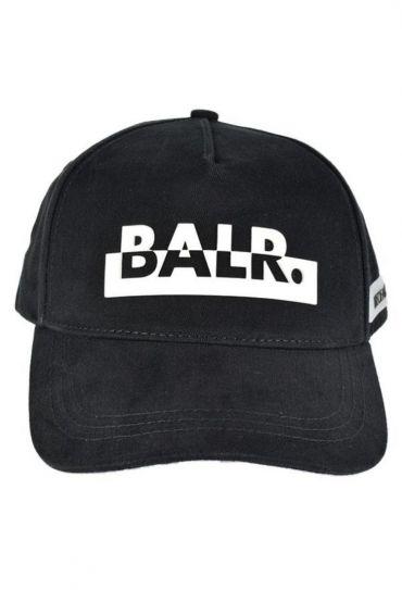 BALR CONTRASTING LOGO CAP
