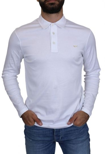 C1P11136 010 MENS KNITTED POLO SHIRT CWC