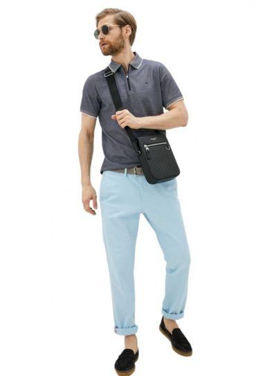 CS150431RU-401 חולצת פולו  שרוול קצר
