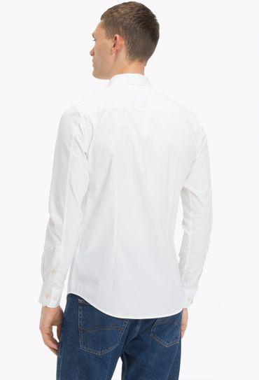 TJM ORIGINAL STRETCH SHIRT CLASSIC WHITE