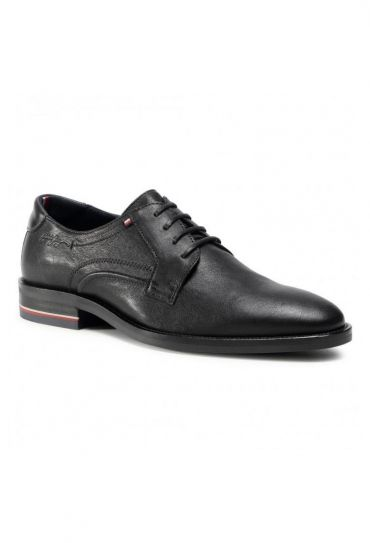 נעלים אופנה BDS SIGNATURE HILFIGER LEATHER SHOE