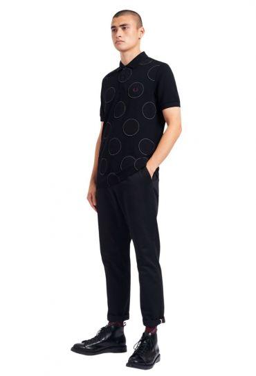 POLKA SPOT POLO SHIRT חולצת פולו  שרוול קצר