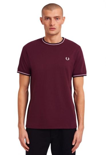 TWIN TIPPED T-SHIRT טישירט שרוול קצר