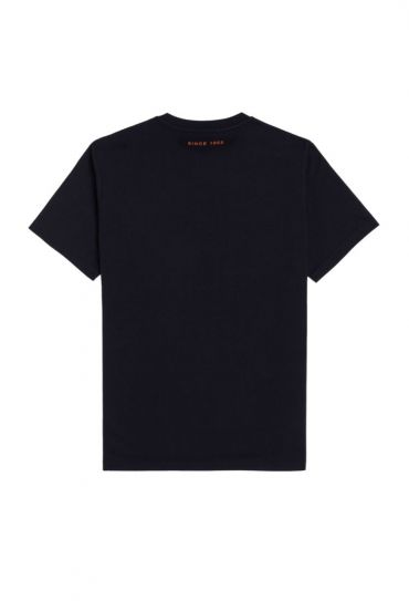 MIXED GRAPHIC T-SHIRT טישירט שרוול קצר