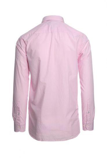 NATURAL SOFT END ON END SHIRT Light Pink
