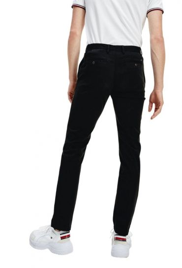 DENTON TH FLEX SATIN CHINO GMD Black