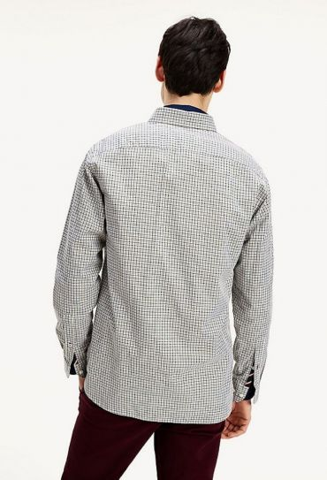MW0MW15004 ORD L/S SHIRT / WOVEN TOPS
