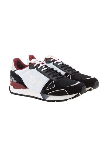נעלים אופנה X4X289 XM499 N518 COW SUE NUBUCK LME