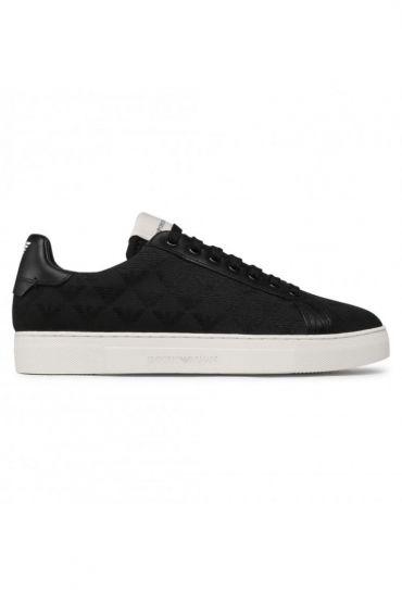 נעלים אופנה X316 XM741 K001 SNK NYLON EAGLE JACQ