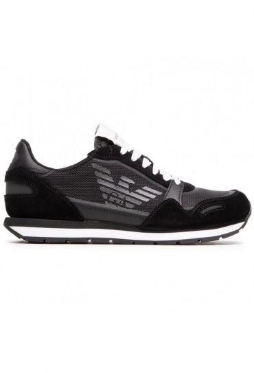 נעלים אופנה X4X537 XM678 N639 SNK CSUEDEH SACT