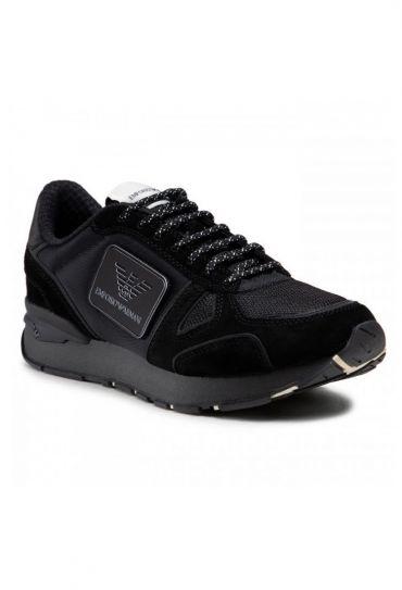 נעלים אופנה X4X542 XM707 N512 COW SUE NUBUCK LME